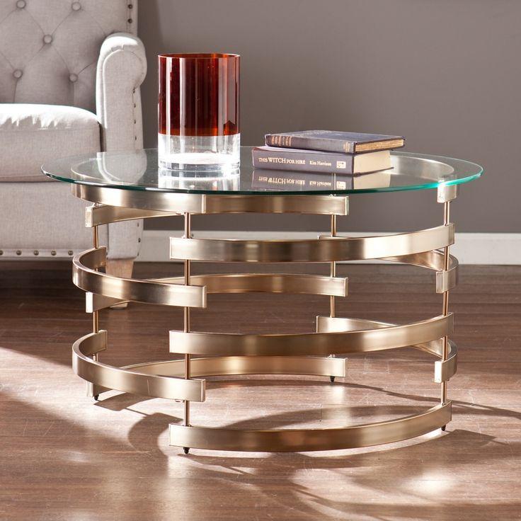 Harper Blvd Berclay Cocktail/ Coffee Table