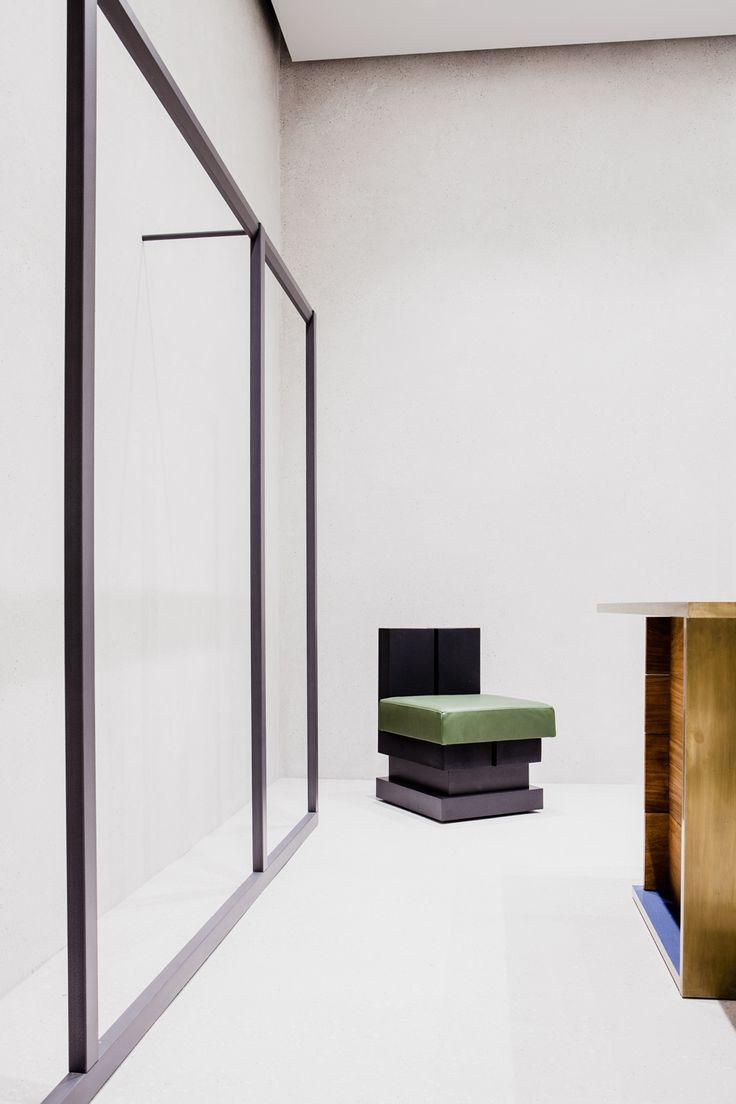 Jil Sander, Berlin Andrea Tognon Architecture