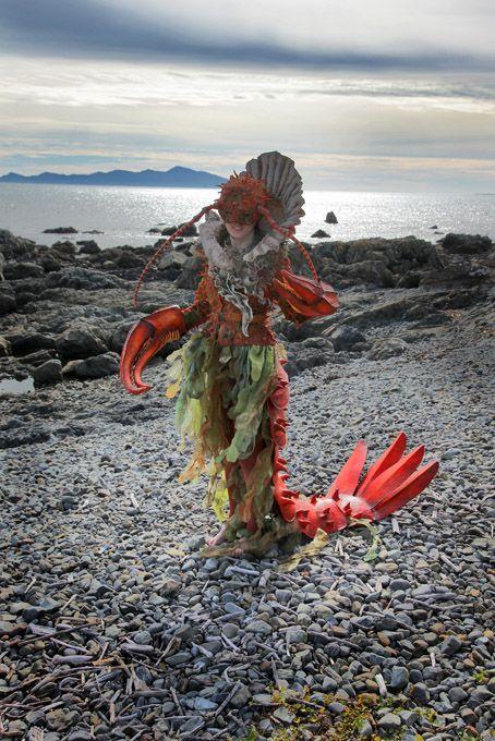 Hermaecia by Jan Kerr. NZ World of Wearablearts