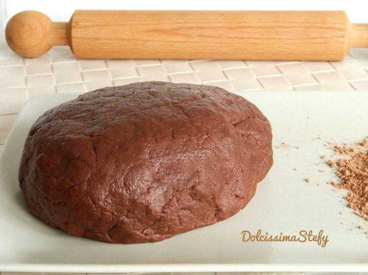 Pasta Frolla senza burro al Cioccolato,ricetta con olio