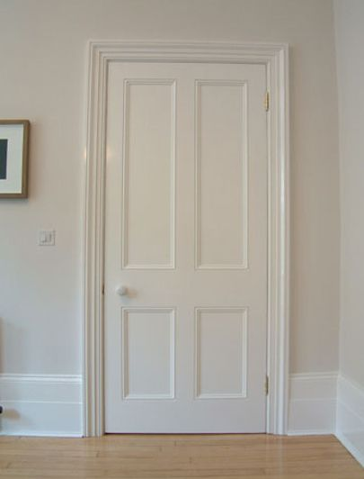 London Doors, Internal Door, Solid Door, Wooden Door