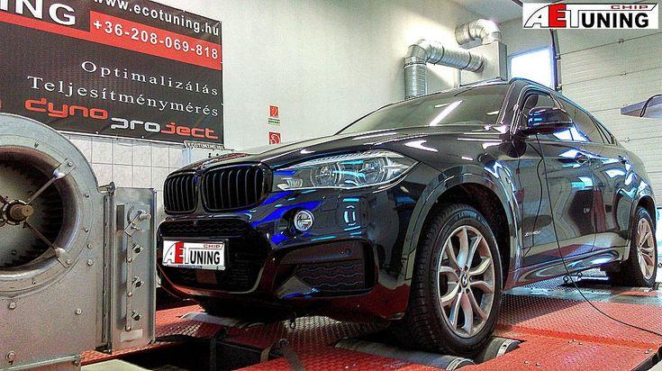 BMW F16 X6 4.0xD 313LE Chiptuning teljesítménymérés   Gyári adatok: 313LE/630NM 4x4 DYNO fékpadon mért adatok: 301LE/632NM Optimalizált beállítás: 351LE/725NM Az új xDrive hajtást gond nélkül kezeltük a Synchro teljesítménymérőnek köszönhetően.  http://ecotuning.hu/bmw-f16-x6-4-0xd-313le-chiptuning-teljesitmenymeres/   #aetchip #aet #aetchiptuning #chiptuningtat #dyno #dynoproject #performance #autochip #tuning #optimalizalas #bmwxdrive #xdrive #bmwf16 #bmwx6 #bmw #bimmer #bmwfeketelista