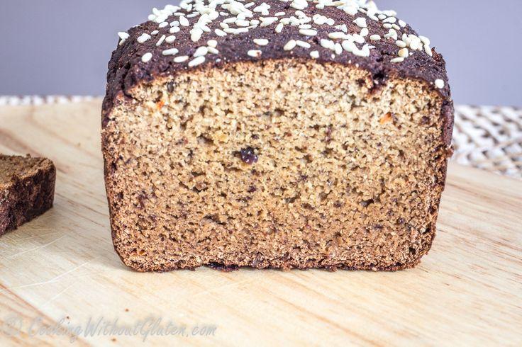 Simple Coconut Flour and Apple Bread