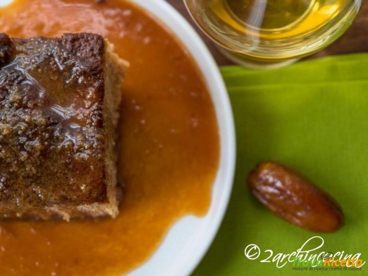 Sticky toffee pudding – Facciamo un salto nelle Highlands scozzesi per un'esplosione di dolcezza  #ricette #food #recipes