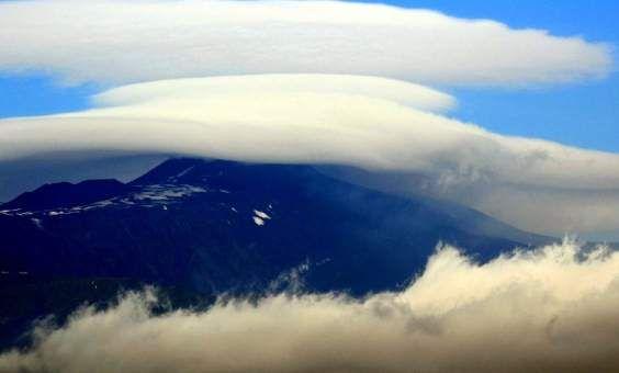 Nubi Lenticolari (Etna)