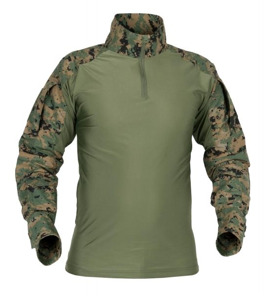 HELIKON-TEX РУБАШКА COMBAT SHIRT DIGITAL WOODLAND