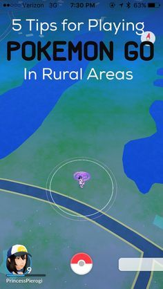 Are you playing Pokemon Go in a rural area? Me too! Yes, it's difficult, but you can actually still get a lot out of Pokemon Go, even in rural areas.