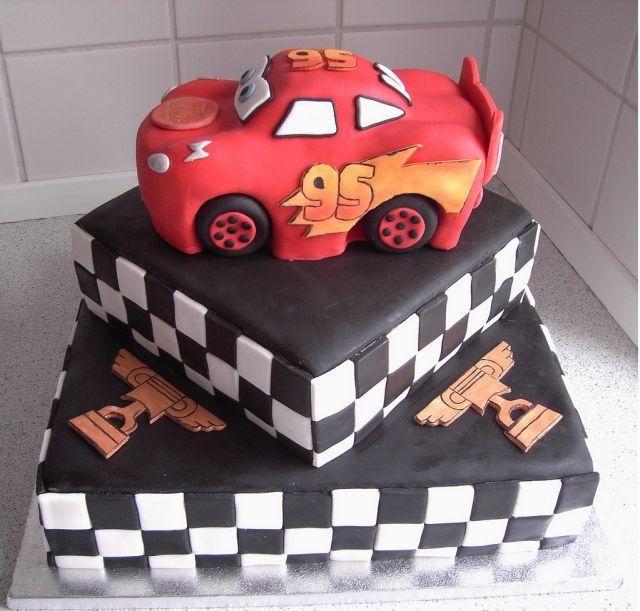 Mini Race Car Cake Pan