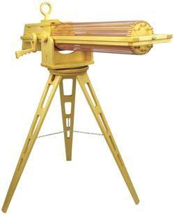 19-W3580 - Rapid Fire Rubber Band Gun Woodworking Plan