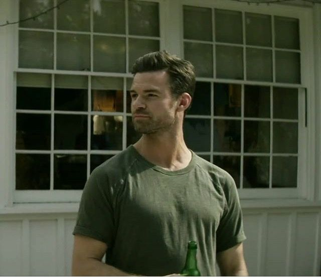 Daniel Gillies in episode 2 of Seal Team    2017