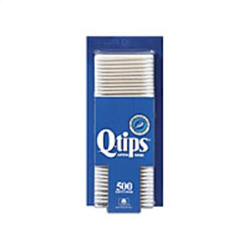 Shop Now Q-tips cotton swabs for clean ears - 500 ea. Q-tips cotton swabs are ideal if the task requires a soft touch | myotcstore.com - Ezy Shopping, Low Prices & Fast Shipping.