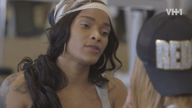 """Love & Hip Hop:Atlanta Sneak Peek: Karlie Tells Joseline That Stevie J and Althea Used To Get It In #LHHATL- http://getmybuzzup.com/wp-content/uploads/2014/06/joseline-hernandez.jpg- http://getmybuzzup.com/love-hip-hopatlanta-sneak-peek-karlie-tells-joseline-stevie-j-althea-used-get/- By Shirea L. Carroll AfterJoselineshares withKarlie Reddall the """"booty holes and coota cats,"""" she's seen when snooping throughStevie J's phone, Karlie decides to get me"""
