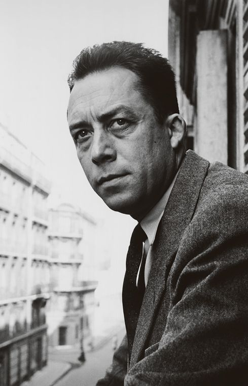 The punishable acts of meursault in the stranger by albert camus