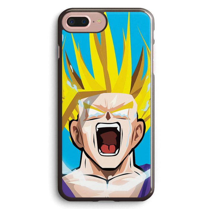 Rage Series Ss2 Gohan Dbz Apple iPhone 7 Plus Case Cover ISVH172