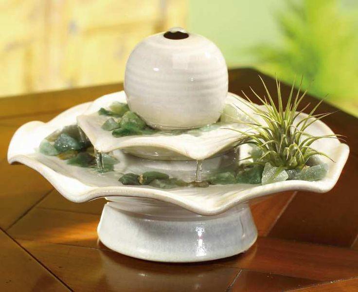 17 best images about zimmerbrunnen on pinterest dekoration art and hats. Black Bedroom Furniture Sets. Home Design Ideas