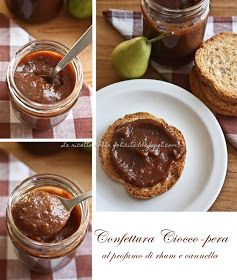 La ricetta della felicità: Confettura Ciocco-pera