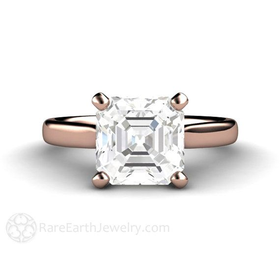 Hey, I found this really awesome Etsy listing at https://www.etsy.com/listing/200061156/asscher-white-sapphire-engagement-ring