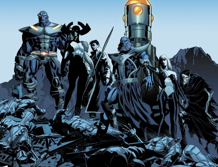 Avengers #41 by Mike Deodato Jr. *
