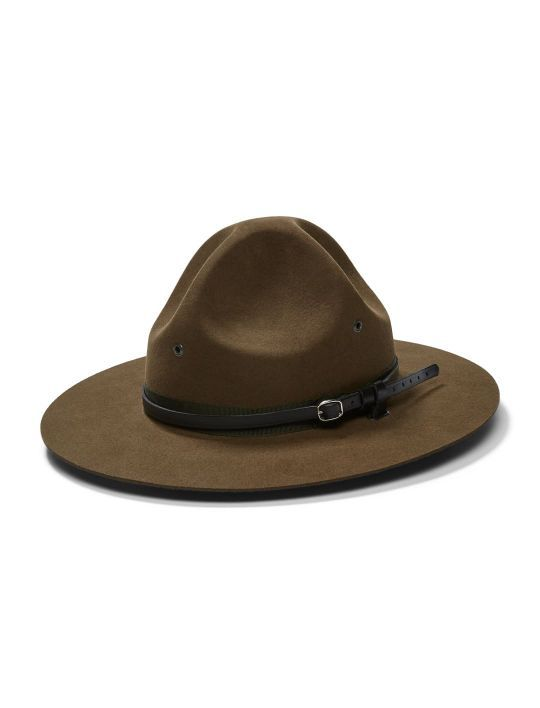 dd3db077a173 Campaign Hat. Campaign Hat Military Fashion, Scouting, Cowboy Hats ...