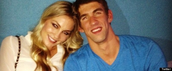Michael Phelps, the most decorated Olympian in the world -- and recent retiree -- is officially off the market. The Baltimore Bullet's girlfriend is Megan Rossee, a 25-year-old LA-based model and frequent tweeter.