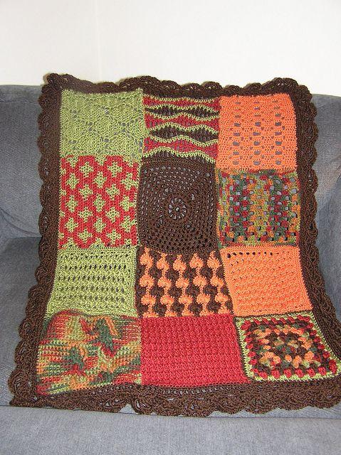1000+ images about Crochet Afghans -- Sampler on Pinterest ...