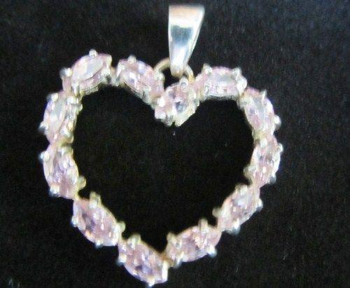 Sterling silver pendants with pink oval  stones. www.myfashionjewellry.com www.myjewellry.weebly.com e-mail: mavistar07@gmail.com