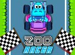 Zoo Racer - http://www.littlemonstersgames.com/zoo-racer/ - Description  You can't keep these animals caged in a Zoo! Feel the wind blow in your fur as you take a Zoo Racer to the streets to become king of the zoo.  Instructions