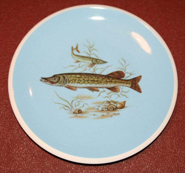 T.G.Green 'Polo' Fish Plate