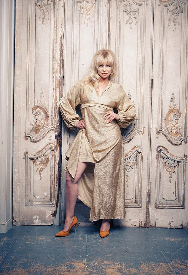 Jo Wood, 62, is the former wife of Rolling Stone Ronnie Wood. She has three grown-up children, Jamie, Leah and Tyrone, a stepson, Jesse, and ten grandchildren