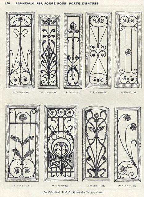 Oltre 25 fantastiche idee su porte di ferro su pinterest porte in ferro battuto e porta di for Fer forge porte entree