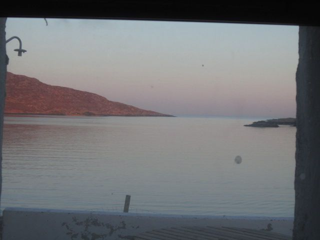 Room with a view, Bruernish, Isle of Barra