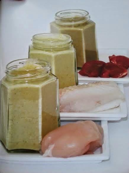 Recetas para tu Thermomix - desde Canarias: Puré Infantil de verduras con carne, pescado o pollo