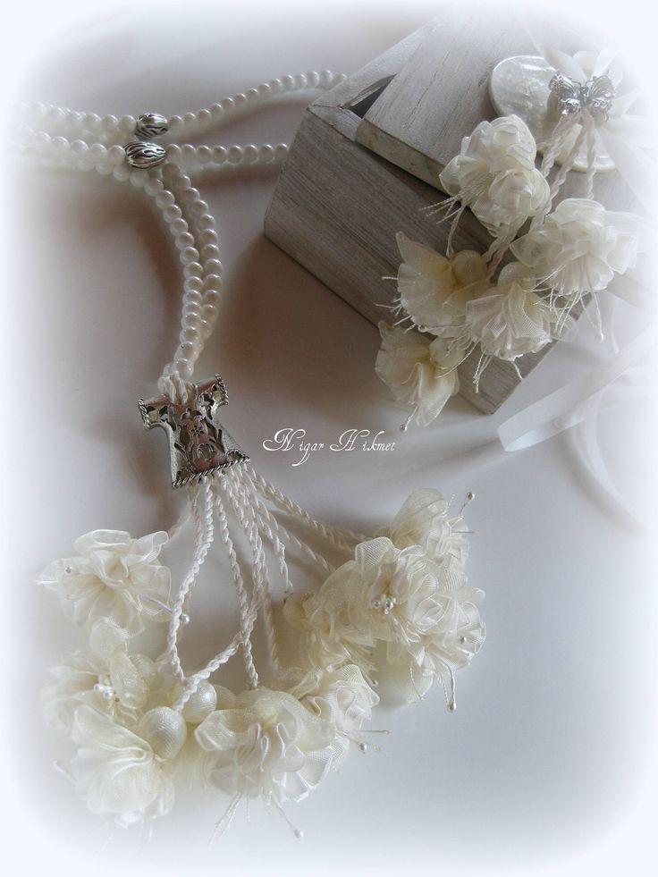Beyaz mercan, küpeli, sedef kutulu   Flickr - Photo Sharing!