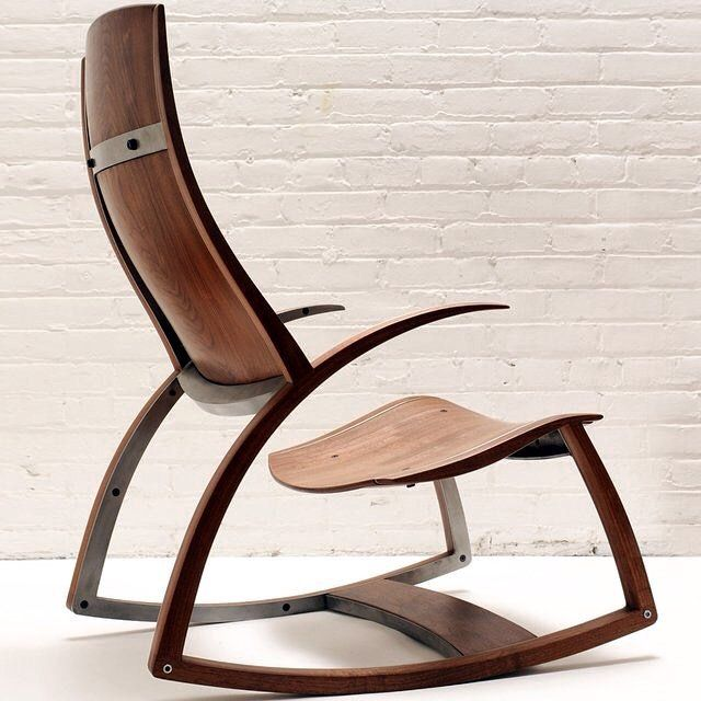 Rocking Chair by Reed Hansuld  by thefurniture