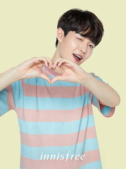 Innisfree - Kim Jaehwan Wanna One