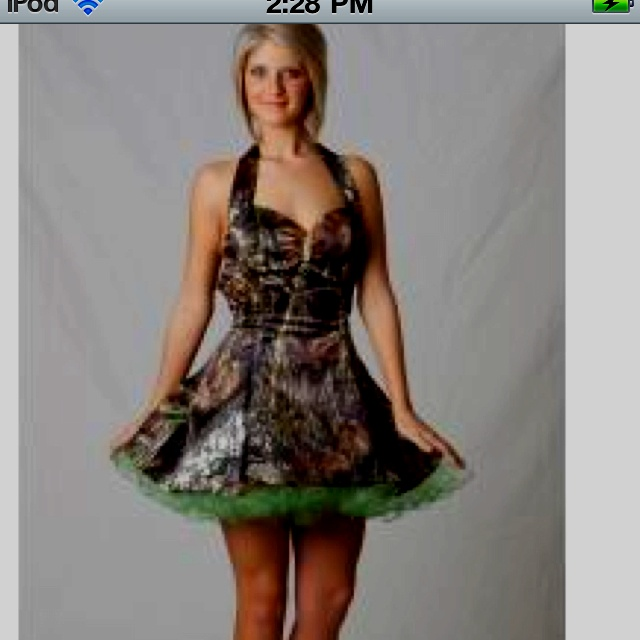 1000  images about camo dresses on Pinterest - Mossy oak camo ...