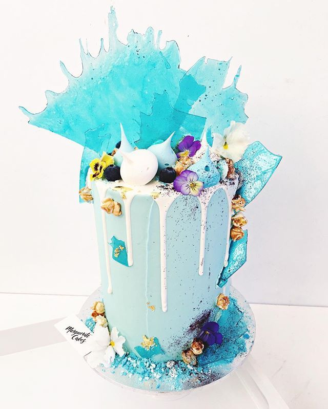 327 best images about tarta de capas layer cake on pinterest for Decoration layer cake