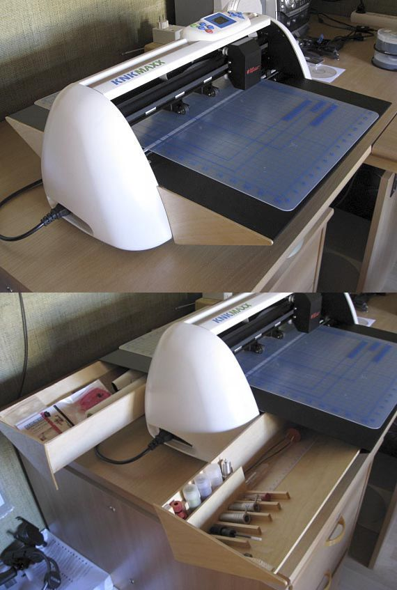 A small tip for KNK Maxx table.