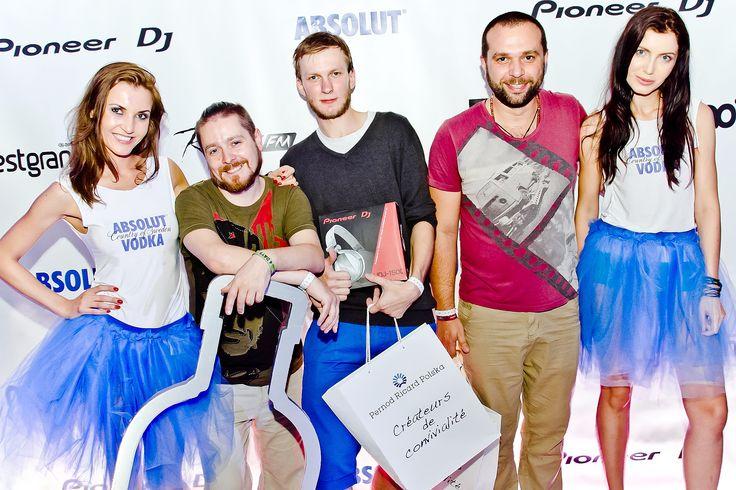 DJ Spox, DJ Teemon, DJ Warma