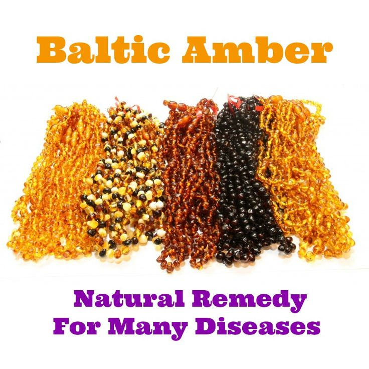 Surprising Reasons Why You Should Wear Baltic Amber http://lahealthyliving.com