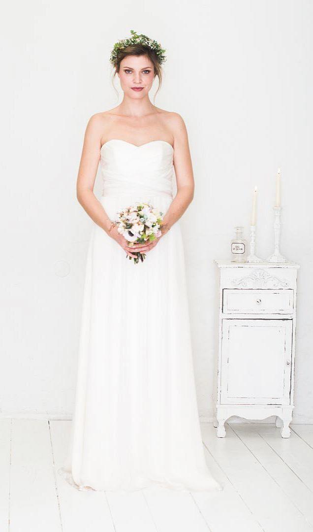 19 best Wedding dresses images on Pinterest | Homecoming dresses ...
