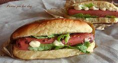 Panini per hot dog, ricetta fast food | Il mondo di Adry