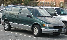 1993 - 1995 Mercury Villager