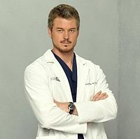 Dr. Mark Sloan/ McSteamy from Grey's Anatomy. I think I actually love him.