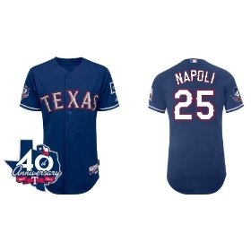 40th Texas Rangers Baseball Jersey #25 Napoli Blue Jerseys Size 56, via https://myamzn.heroku.com/go/B007G8Y29O/40th-Texas-Rangers-Baseball-Jersey-25-Napoli-Blue-Jerseys-Size-56