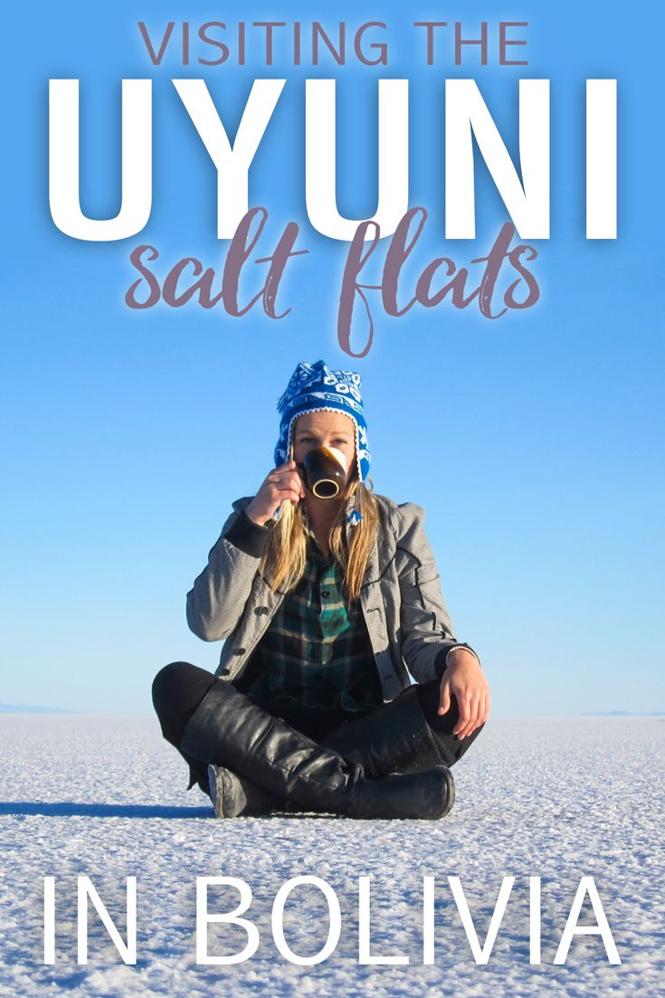 Visiting the Uyuni Salt Flats in Bolivia