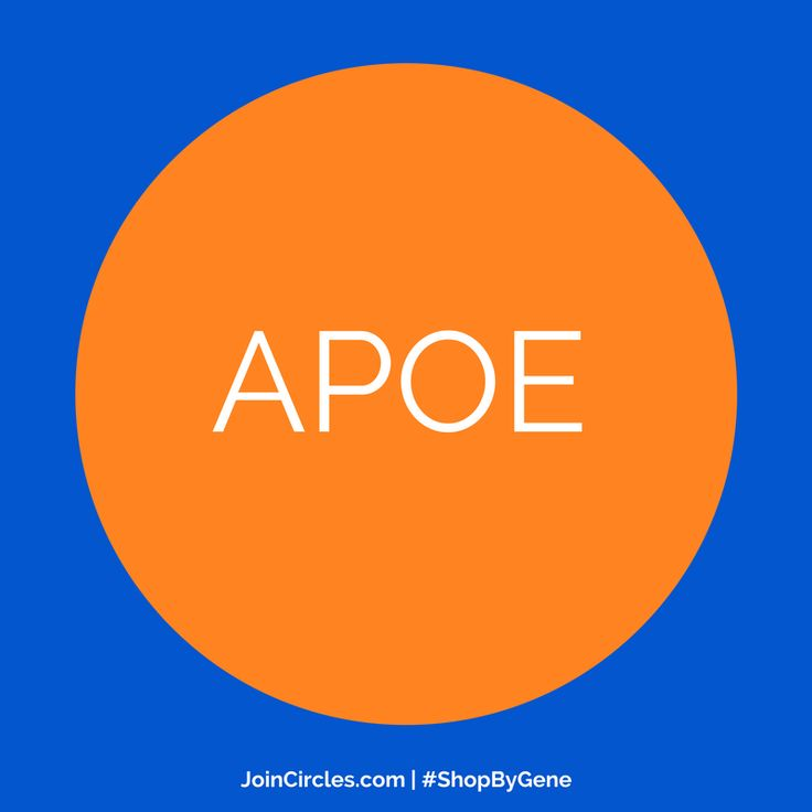 The #APOE #gene provides instructions #lipoproteins responsible for #cholesterol and other #fats and carrying them through the bloodstream.