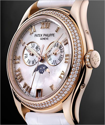 PATEK PHILIPPE SA - Complications Ref. 4936G-001 White Gold  www.ChronoSales.com for all your luxury watch needs, sign up for our free newsletter, the new way to buy and sell luxury watches on the internet. #ChronoSales