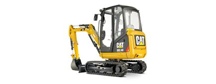 Mini Excavator Machine Offer