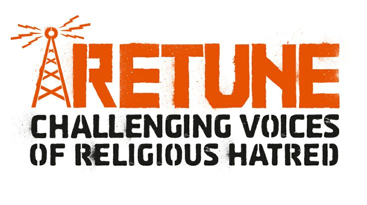 Retune is a campaign that challenges voices of religious hatred at all levels of society.  Join us!  www.csw.org.uk/operation18